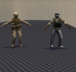 iraqi_and_marine.zip For Garry's Mod Image 1