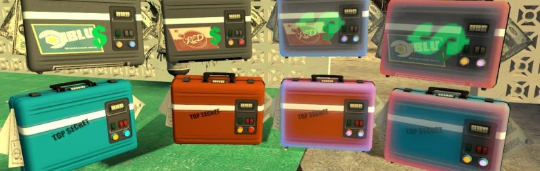 TF2 Money Filled Briefcase For Garry's Mod Image 1