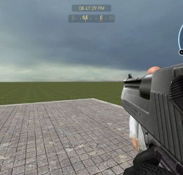 dramatic_gun_v2.zip For Garry's Mod Image 2