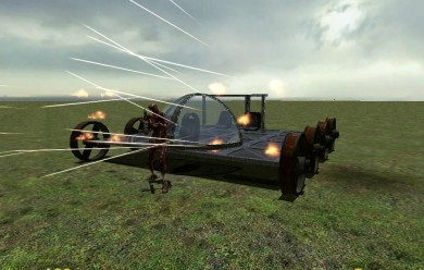 vehicle.zip For Garry's Mod Image 2