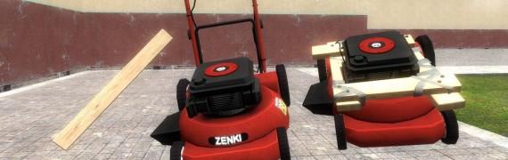Dead Rising 2 Porta-Mower