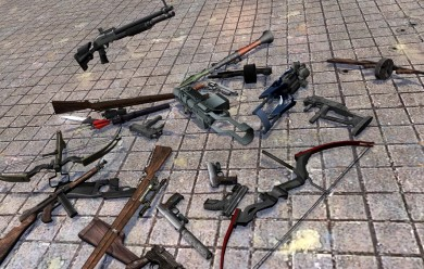 resident_evil_4_weapons.zip For Garry's Mod Image 2