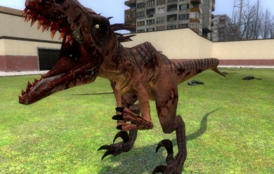 project_saurus_beta1.zip For Garry's Mod Image 2