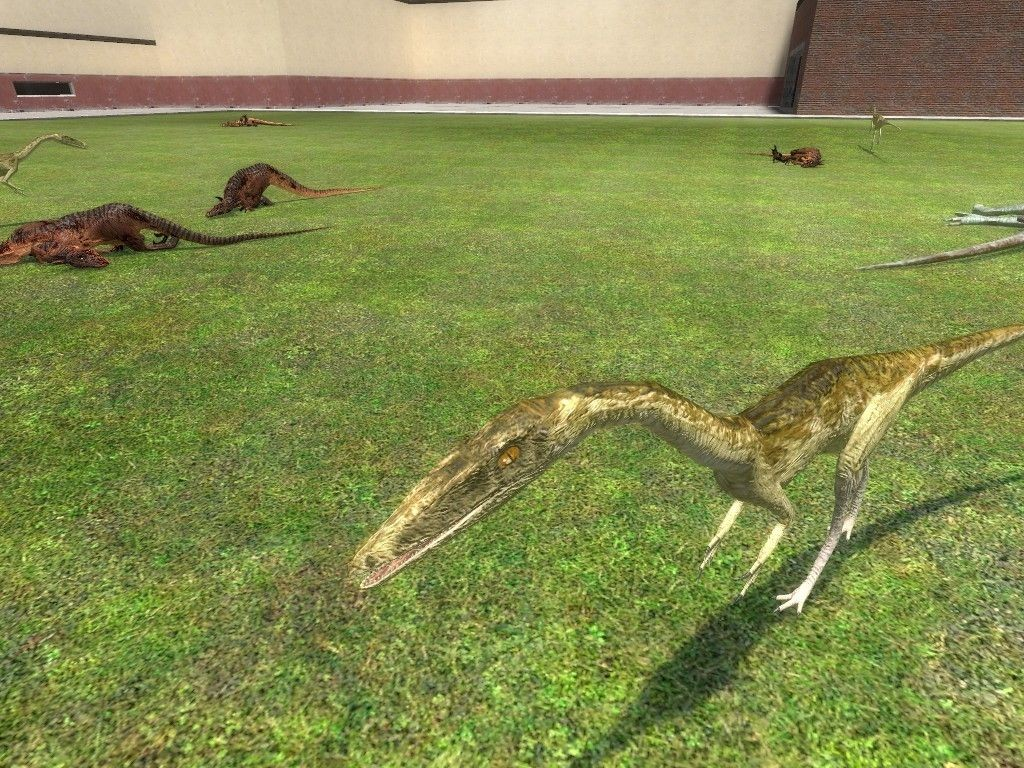 Garry's Mod (GMod) Dinosaur addons | garrysmods org