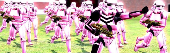Gay Empire Stormtrooper