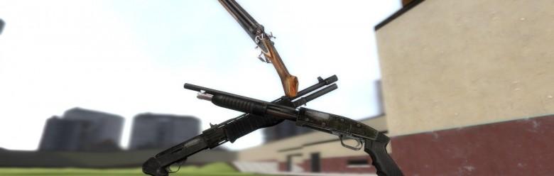 Stalker Shotgun Models (SoC) For Garry's Mod Image 1