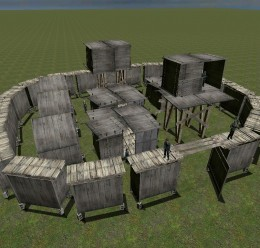 woodenthings.zip For Garry's Mod Image 1