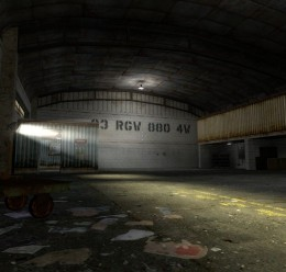 gm_chopperhangar.zip For Garry's Mod Image 1