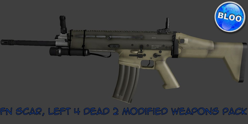 Left 4 Dead Modified Weapons by BlooCobalt | garrysmods org