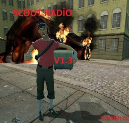 Scout Radio V1.3 For Garry's Mod Image 1