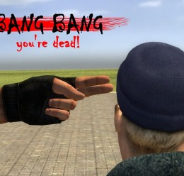Bang Bang You're Dead Gun 1.4 For Garry's Mod Image 1