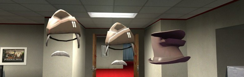 tf2_veteran_bastard_hat_hexed. For Garry's Mod Image 1