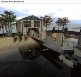 cs_twohouses.zip For Garry's Mod Image 1