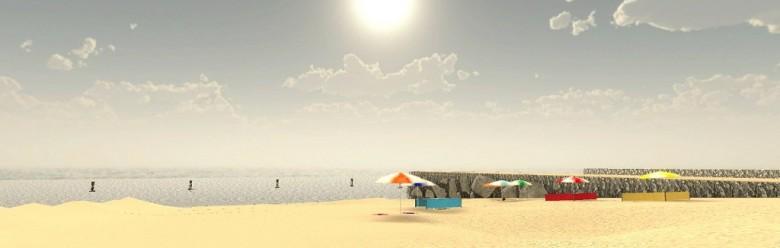 ttt_praia_b2 For Garry's Mod Image 1