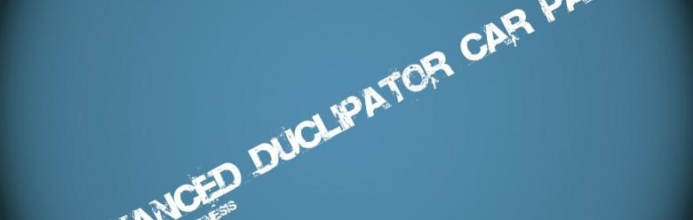 "Advanced Duplicator ""Car Pack"" For Garry's Mod Image 1"