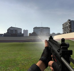 H&K Weapons Pack Part 1 For Garry's Mod Image 3
