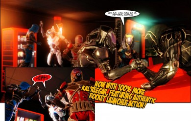 Mass Effect 3 Quarians For Garry's Mod Image 1