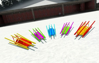 rocketman sled.zip For Garry's Mod Image 1