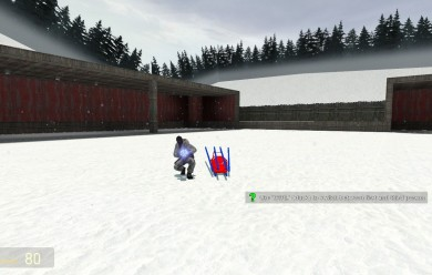 rocketman sled.zip For Garry's Mod Image 2