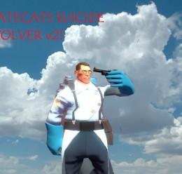 Piratecats suicide revolver v2 For Garry's Mod Image 1