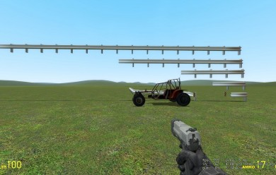 Road Guard Rail Props For Garry's Mod Image 2