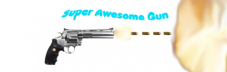 Super Awesome Gun For Garry's Mod Image 1