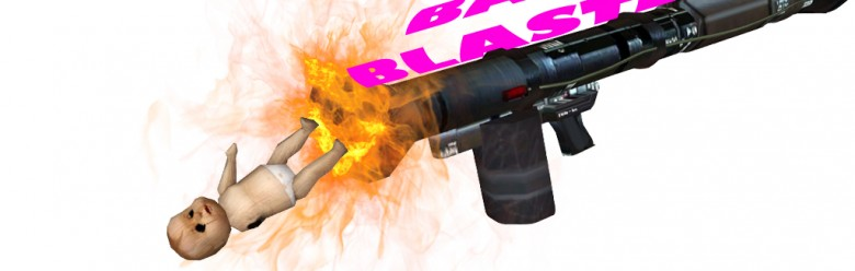 Baby Blaster! For Garry's Mod Image 1