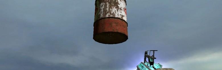 Lions Barrel For Garry's Mod Image 1
