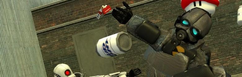 Drunk Soldier V1 For Garry's Mod Image 1