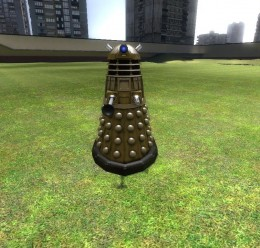 dalek_npc_v2.zip For Garry's Mod Image 1