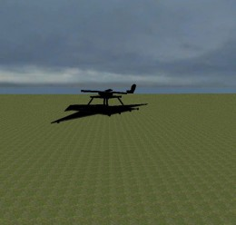 Stealth Plane For Garry's Mod Image 2