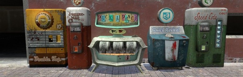 CoDWaW Perk A Cola Machine. For Garry's Mod Image 1