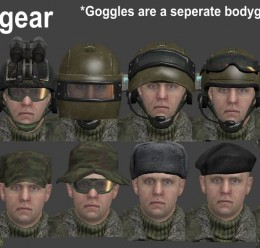 Modern Spetsnaz Part 1 For Garry's Mod Image 3