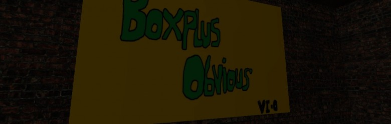 Boxplus Obvious small update For Garry's Mod Image 1
