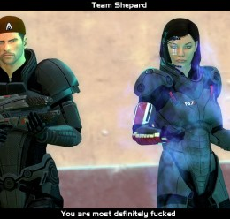 Mass Effect 2 - Cdr. Shepard For Garry's Mod Image 3