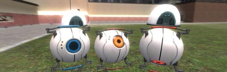 Portal SENTs Addon.zip For Garry's Mod Image 1