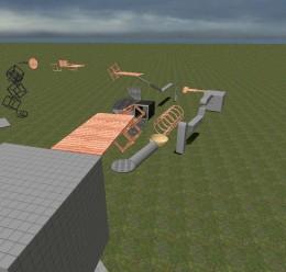 Ninja Training For Garry's Mod Image 2