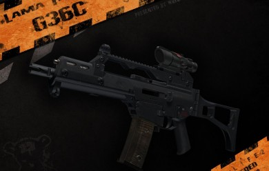 g36c smg Replacement.zip For Garry's Mod Image 1
