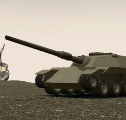PT-1 Main Battle Tank For Garry's Mod Image 1
