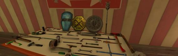 Junk War Weapons