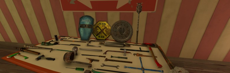 Junk War Weapons For Garry's Mod Image 1
