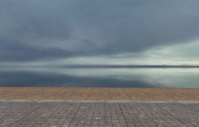 gm_flatwater_b1 For Garry's Mod Image 1
