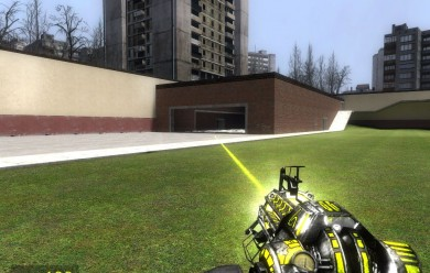 kramers_yellow_physgun.zip For Garry's Mod Image 2