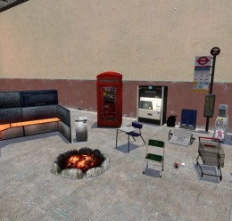 London Props For Garry's Mod Image 2