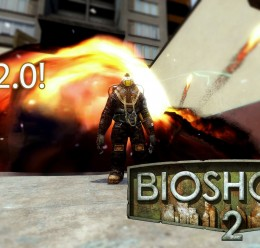 murphys Bioshock 2 Ragdolls V2 For Garry's Mod Image 1