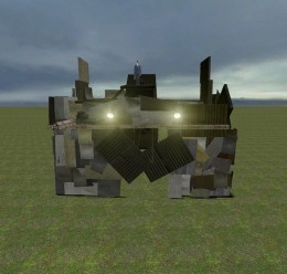 megaton_functional_gate_v2.zip For Garry's Mod Image 1