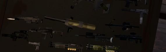 Remote Strike Weapons