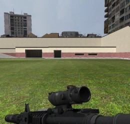 M4 SOPMOD sweps V1 For Garry's Mod Image 1