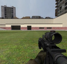 M4 SOPMOD sweps V1 For Garry's Mod Image 2