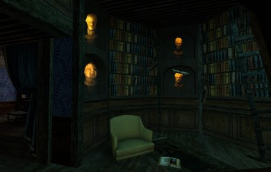 Nippers_Haunted_Mansion.zip For Garry's Mod Image 2